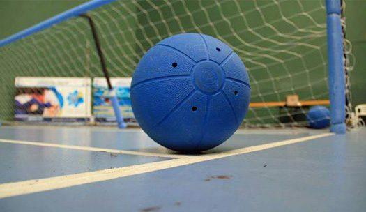 Goalball: Un cuadrangular de lujo en el Cenard