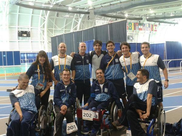Boccia: Argentina inició los Parapanamericanos con dos medallas