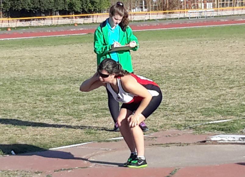 Atletismo para ciegos: Romero y Rodas hicieron récords nacionales en Rosario