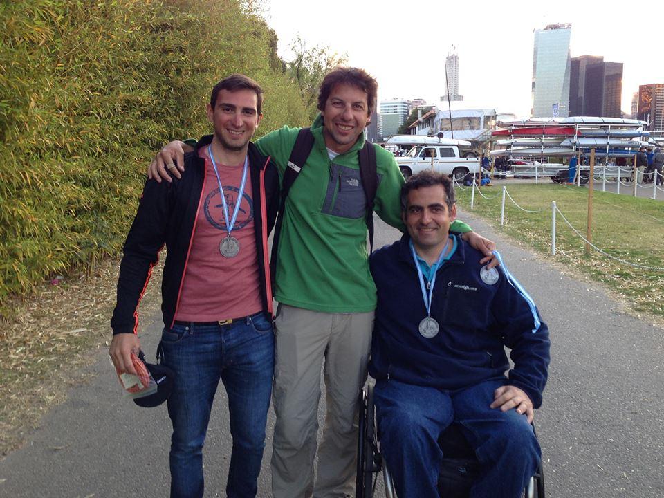 Vela: Fernández Ocampo y Sáez Raffaelli, al Mundial de Australia