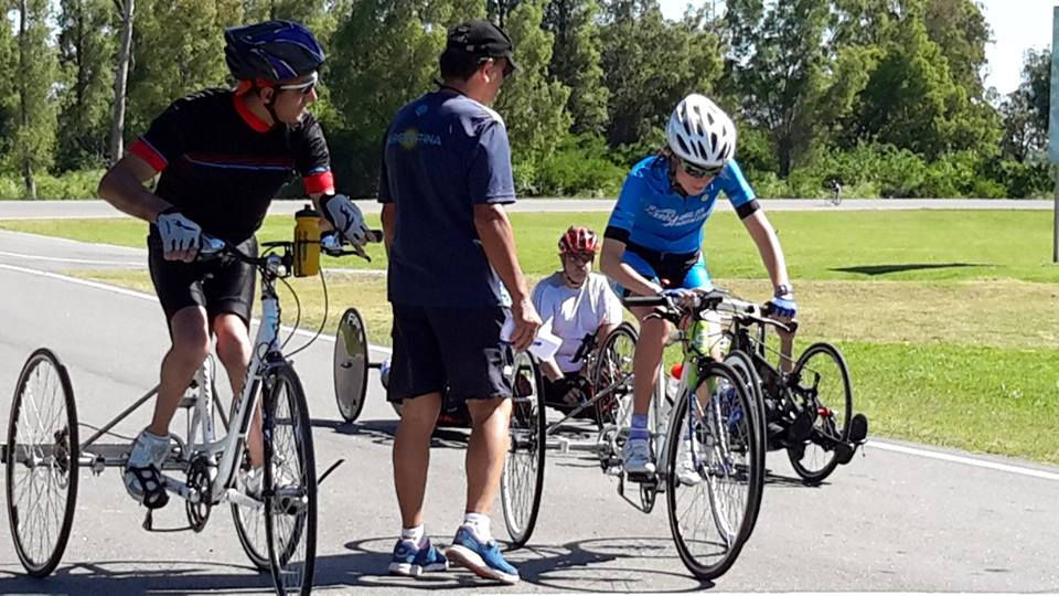 Paraciclismo: se viene la última fecha del Campeonato Argentino