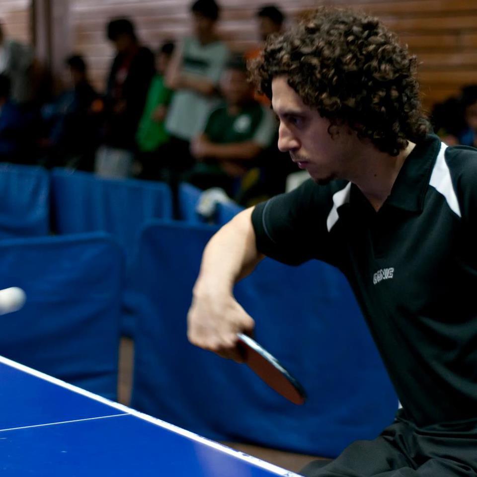 Tenis de mesa adaptado: otra medalla de plata para Depergola
