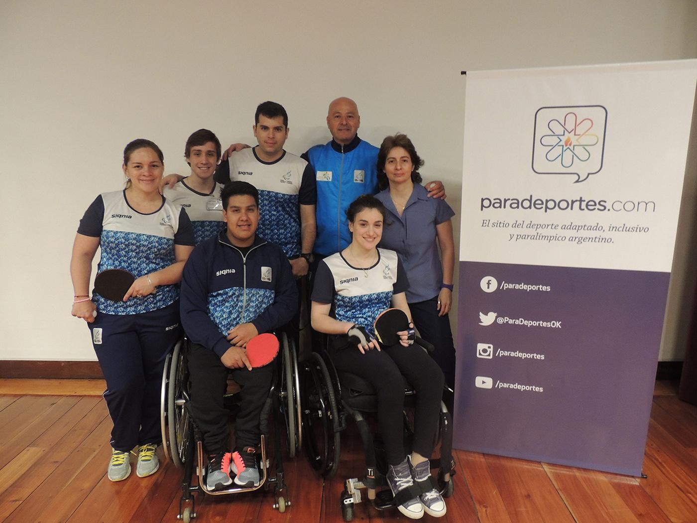 El deporte, protagonista en la segunda jornada de la Academia Paralímpica