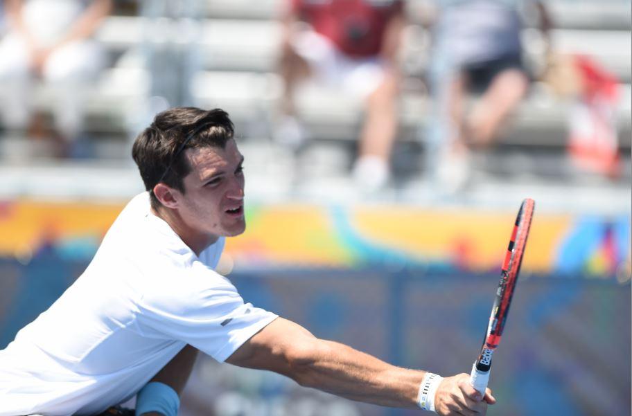 Tenis adaptado: Gustavo Fernández, semifinalista en Japón