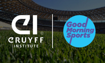 Good Morning Sports junto a Johan Cruyff Institute