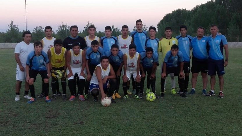 Fútbol 7: Los Tigres finalizaron la concentración en Mendoza