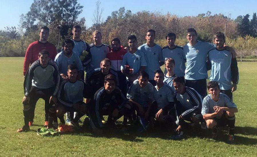 Fútbol 7: Argentina trabajó en La Plata y piensa en el Mundial